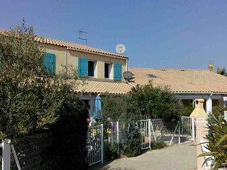 House Villa Maison PORTIRAGNES Plage clim piscine HERAULT - VIAS AGDE VALRAS