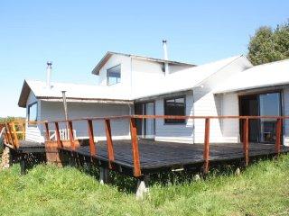 Casa Chiloe Lago Huillinco