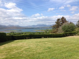 Lake House Lodge, Tuosist, Kenmare (sea view)