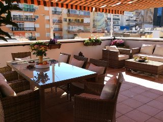 Penthouse close to beach in Los Boliches