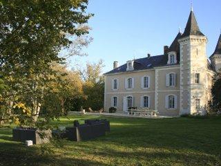 Chateau de Monciaux
