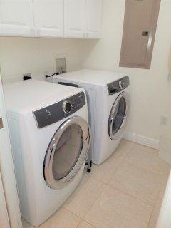 Updated Washer & Dryer