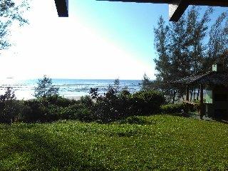 Natureza à beira-mar