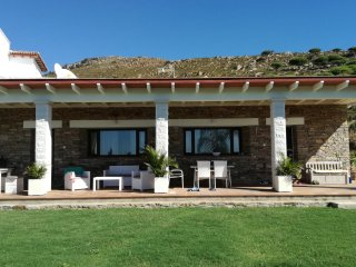 Modern rustic house in Tarifa in front of Valdevaqueros beach