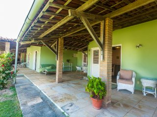 Tropical Beach Villa 100m from the sandy beach