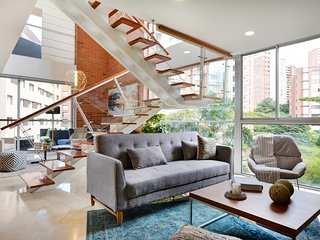 Modern Designer Penthouse Loft in Exclusive Zone