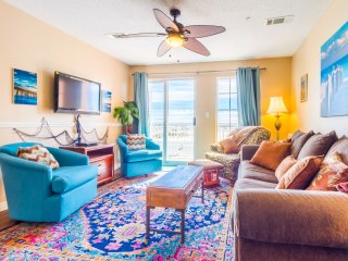 Grand Beach Condo 3BR-2BA, Granite, Dbl Balcony,W/D'n unit, Wifi,7th nt free