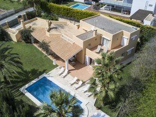VILLA ALOE: Free Wifi, private pool and sea views.