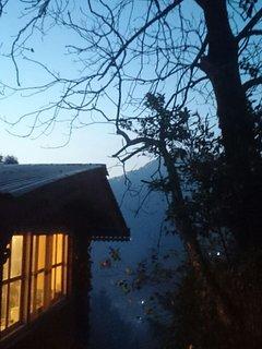 A winter evening