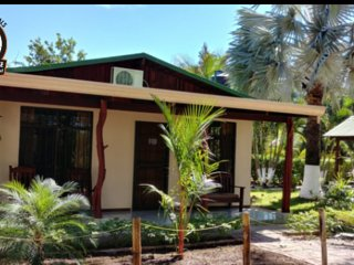Palma Real cottage.  Front view