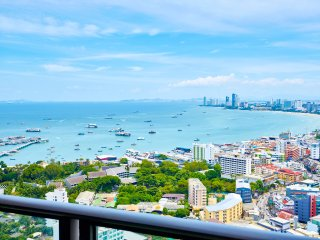 UNIXX,1 bedroom-Bay Views!!!