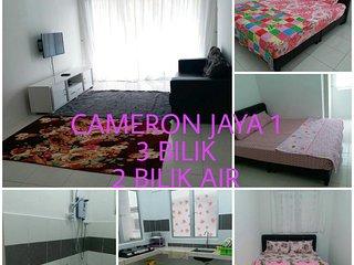 Linda Cameron Jaya HS Blok B