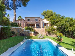 4 bedroom Villa in Artola, Andalusia, Spain : ref 5509614