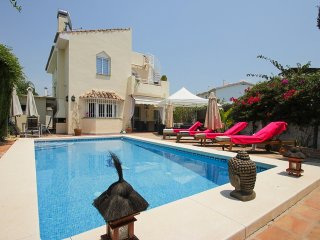 4 bedroom Villa in Atalaya, Andalusia, Spain : ref 5509612