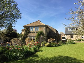 The Big Cotswold Cottage