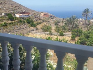 Cozy Apartament Vallehermoso, La Gomera