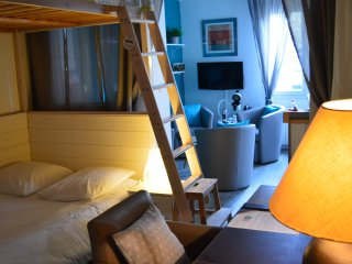So Cosy Appartement - Terrasse, WIFI TOURS Centre
