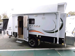 14ft Jayco Expanda - Sleeps 4