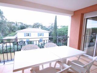 Appartement 4 personnes - Climatisation - Wifi - Piscine - Sainte Maxime