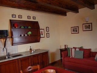 Appartamento MONOLOCALE vista montagne per due persone