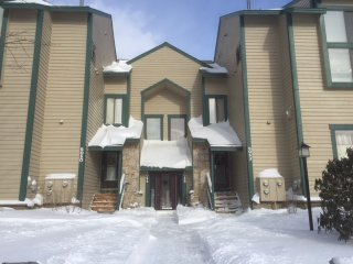 The Village Moose Ski-In Luxury Cond-Seven Springs