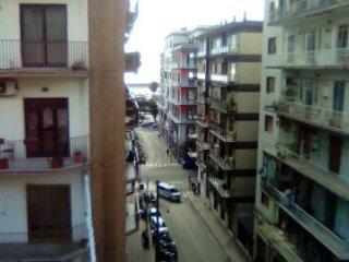 Quadro a Salerno sul Corso Principale