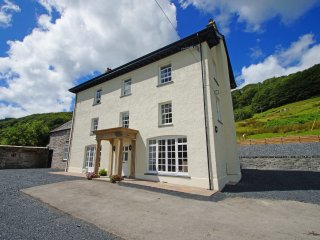 PLAS PENRHYN: 518672 Georgian lister property a short drive from Machynlleth