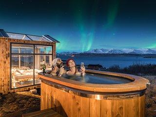 Panorama Glass Lodge Iceland