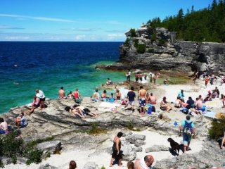 Sauble Beach / Lake Huron / Bruce Peninsula