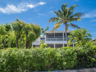 Dragonfly House 2 BR with AC - Affordable - 5 min to Beach - Snorkeling kits