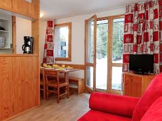 1 Bedroom Apartment at Residence Les Brigues in Courchevel by Odalys