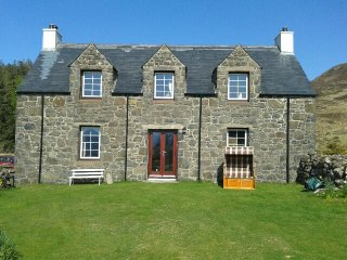 Old Suardal - the ancestral home of the Suardal MacLeods of Dunvegan