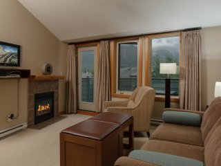 Lodges at Canmore 2 Bedroom Condo