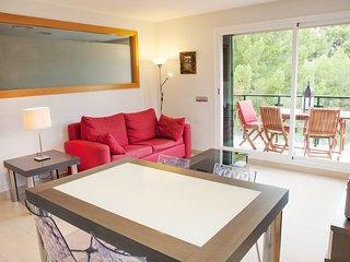 Luminoso apartamento en Pto de Andratx con piscina y WIFI