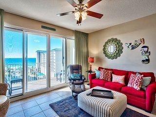 15% OFF Now - 3/23/19! BEACH VIEW Condo *Resort Pool, Sauna + FREE VIP Perks!
