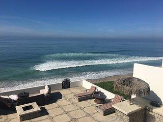 Luxury Ocean front home