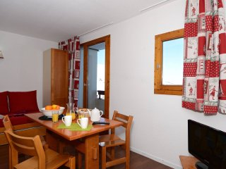 1 Bedroom Apartment at Residence Le Cervin by Odalys at Plagne Soleil