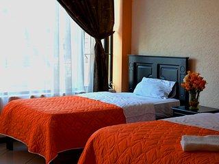Hotel Miraflores - estancia economica y comfortable en pleno centro de la ciudad