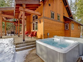 Summer Pool Access! Brand New Suncadia Retreat! 5BR | 4BA | Slps 13 | Hot Tub