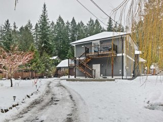NEW! Victoria Area 2BR Home Near Butchart Gardens!