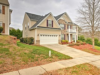 NEW! Modern 3BR Home Mins From Downtown Charlotte!