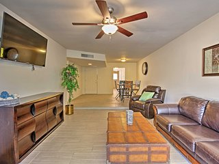5 Min to Downtown & ASU - 'Tempe Retreat' Townhome