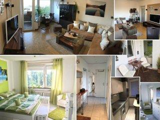 Ferienwohnung, AnnYs Sonnendeck voll ausgestattet & mobliert im Zentrum Kassel