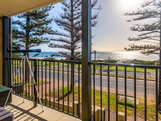 Sunset on Semaphore Luxury Beach Front Apartment