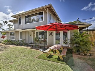 NEW! 3BR Kailua Home w/Yard - Steps from the Beach