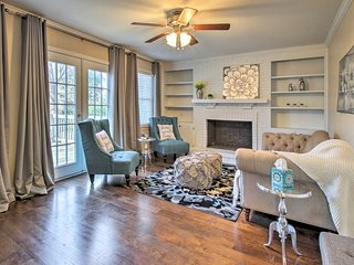 NEW! 4BR Charlotte Home Near Uptown, Stadium & CLT