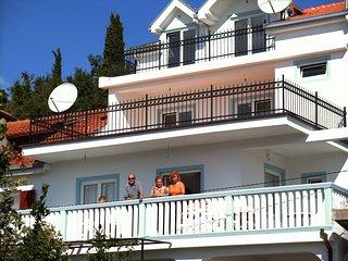 Ferienwohnung 01.Obergeschoss in  Montenegro  Herceg Novi Topla  Kotor Bucht
