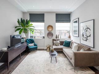 Modern 2 bed, 2 bath apartment in Paddington