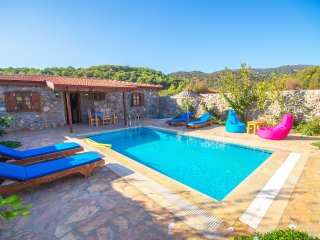 New Age Villa Akya , 3 Bedrooms with Private pool and garden