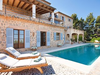 3 bedroom Villa in Deià, Balearic Islands, Spain : ref 5511918